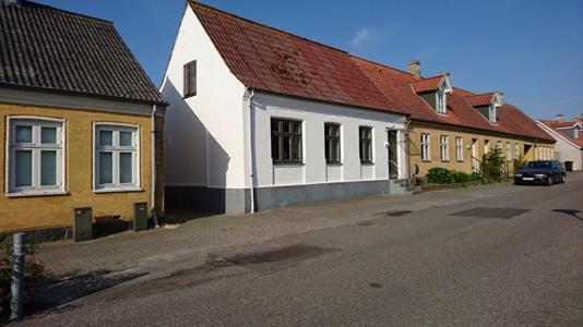 Rækkehus på Møllegade i Stubbekøbing - Ejendommen