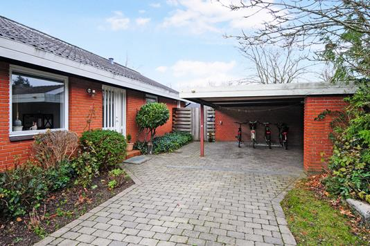 Villa på Løvsangervej i Nørre Alslev - Ejendom 1