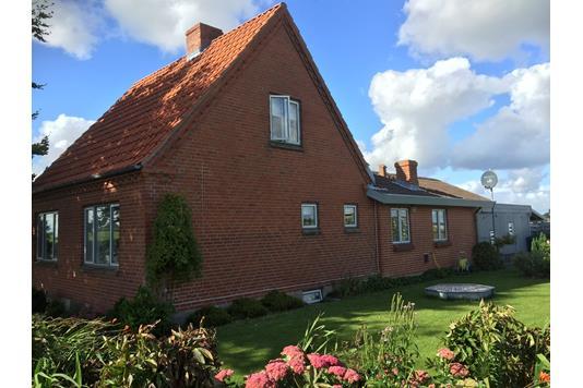 Villa på Truelstrupvej i Stubbekøbing - Ejendommen