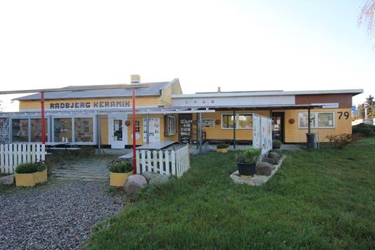 Villa på Strandvej i Gedser - Ejendommen