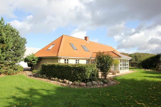 Villa på Nybyvej i Eskilstrup - Ejendommen