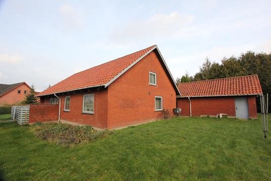 Villa på Tårngade i Eskilstrup - Ejendommen
