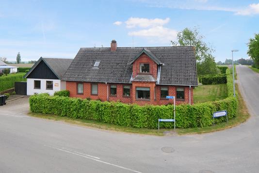 Villa på Møllevej i Horbelev - Ejendommen