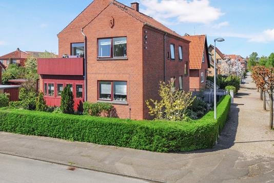 Villa på Finsensgade i Nykøbing F - Ejendom 1