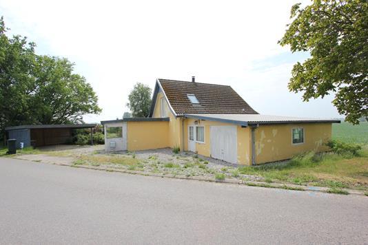 Villa på Egetvej i Nykøbing F - Ejendommen