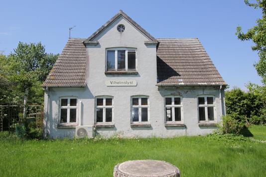 Villa på Mygget Alle i Nørre Alslev - Ejendommen