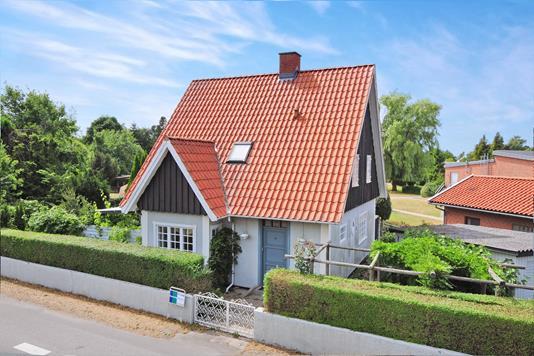 Villa på Bøtøvej i Væggerløse - Ejendom 1