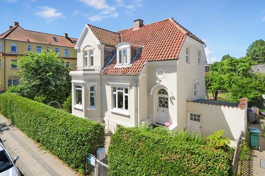 Villa på Fromsgade i Nykøbing F - Ejendom 1