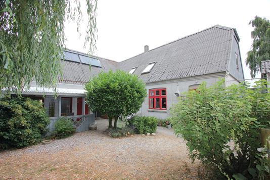 Villa på Gundslevmagle Skovvej i Eskilstrup - Ejendommen