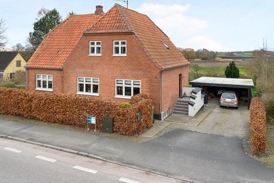 Villa på Grønsundsvej i Horbelev - Ejendom 1
