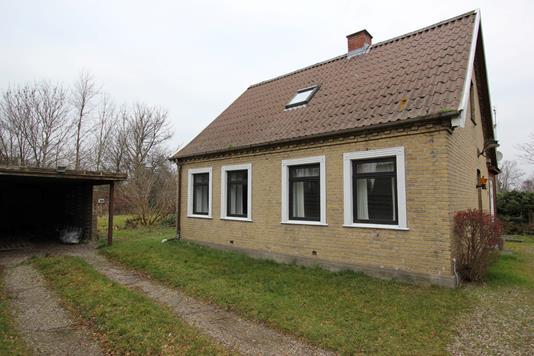 Villa på Gammelgade i Gedser - Ejendommen