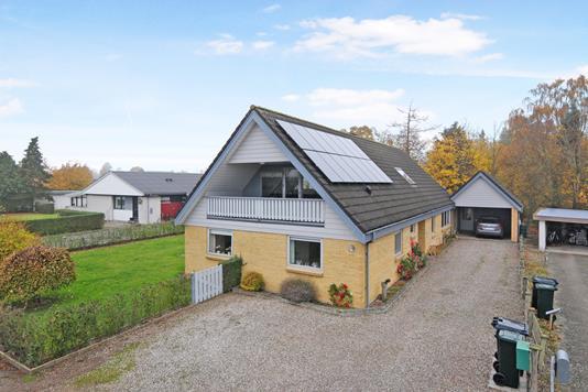 Villa på Nyvang i Idestrup - Ejendom 1