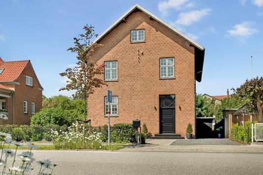 Villa på Rosendahlsgade i Nykøbing F - Ejendom 1