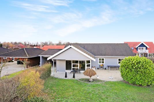 Villa på Pandebjergvej i Nykøbing F - Ejendom 1