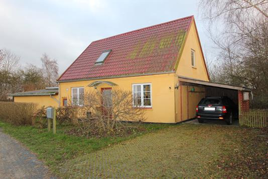 Villa på Tåstrupvej i Stubbekøbing - Ejendommen