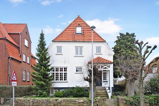 Villa på Nørre Boulevard i Nykøbing F - Ejendom 1