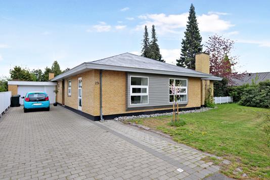 Villa på Ellekrattet i Nykøbing F - Ejendom 1