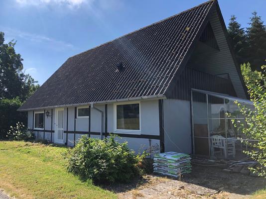 Villa på Grubbevej i Guldborg - Ejendommen