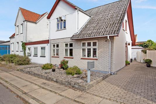 Villa på Kirsebærvej i Nykøbing F - Ejendom 1