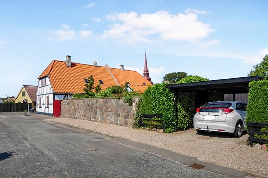 Villa på Kattesundet i Nysted - Ejendom 1
