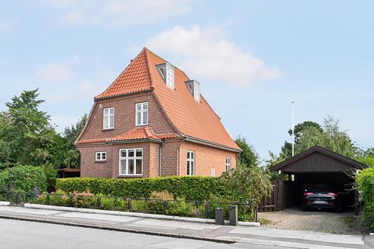 Villa på Solvej i Nykøbing F - Ejendom 1