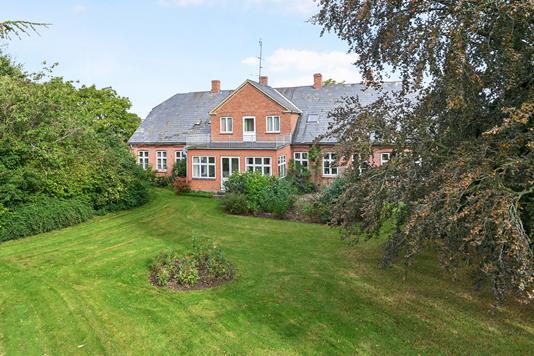Villa på Egelev Gade i Nørre Alslev - Ejendom 1