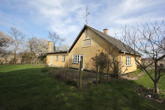 Villa på Kolkevej i Kettinge - Ejendommen
