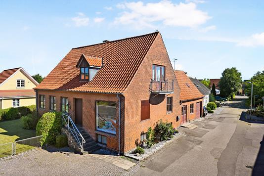 Villa på Langgade i Gedser - Ejendom 1