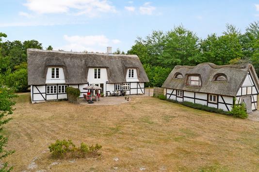 Villa på Sortevej i Gedser - Ejendom 1