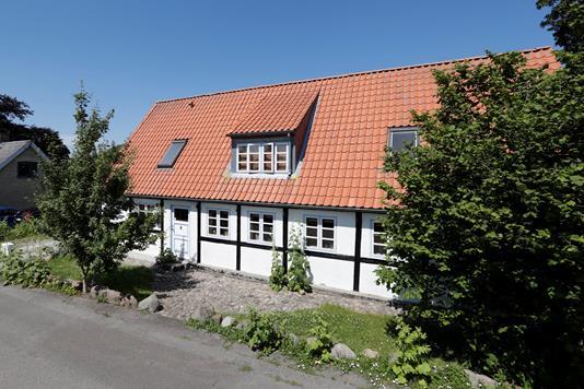Villa på Egegårdsvej i Roskilde - Ejendommen