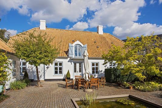 Villa på Havnevej i Roskilde - Terrasse