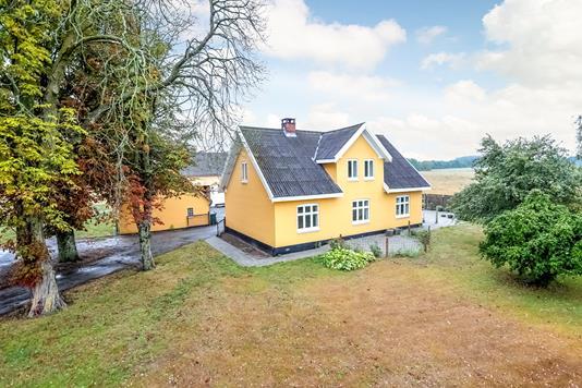 Villa på Bækgårdsvej i Lejre - Ejendommen