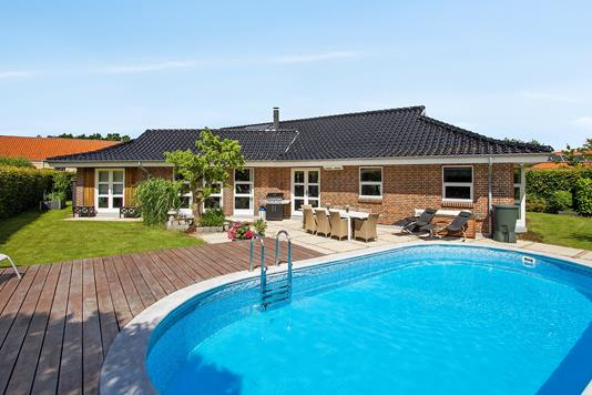 Villa på Ravnsholt i Roskilde - Swimmingpool