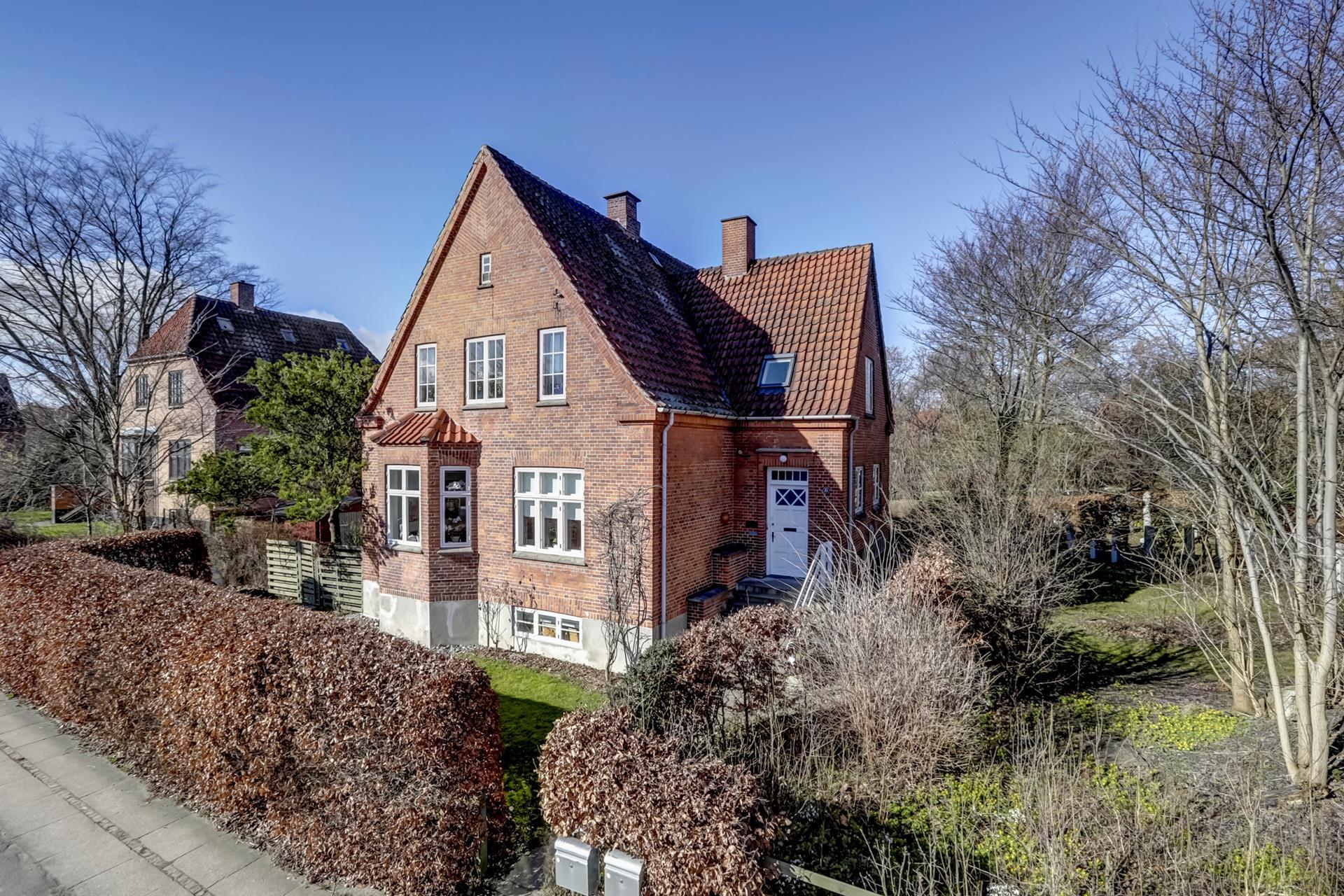 Villalejlighed på Byvolden i Roskilde - Ejendommen