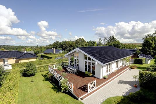 Villa på Grønningen i Roskilde - Ejendommen