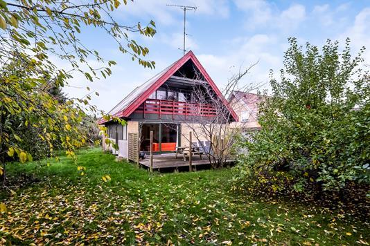 Villa på Smedeholmen i Hvalsø - Andet