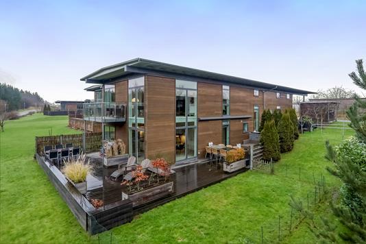 Villa på Isafjordvej i Roskilde - Ejendommen