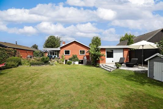 Villa på Hejrevej i Roskilde - Ejendommen