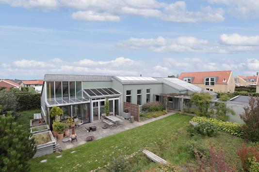Villa på Fjordager i Roskilde - Ejendommen
