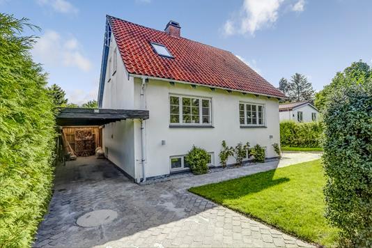 Villa på Dronning Sofies Vej i Roskilde - Andet