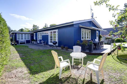 Villa på Store Valbyvej i Roskilde - Ejendommen