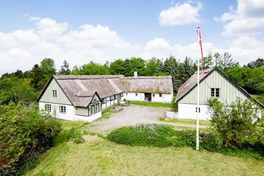 Villa på Skadevænget i Skibby - Ejendommen