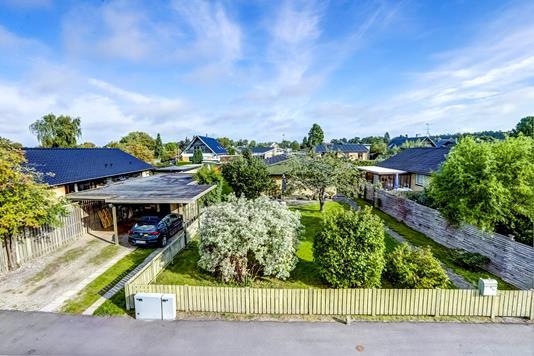 Villa på Folehaven i Hvalsø - Ejendommen