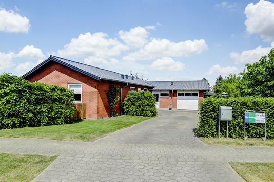 Villa på Bellisvej i Roskilde - Ejendommen