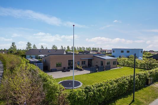 Villa på Jernaldermarken i Roskilde - Ejendommen
