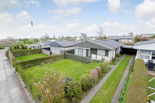 Villa på Hjørnekilden i Roskilde - Ejendommen