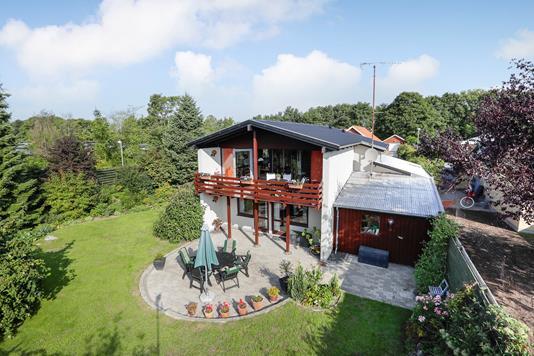 Villa på Sløjen i Roskilde - Ejendommen