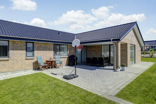 Villa på Bækken i Roskilde - Ejendommen