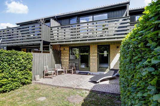 Villa på Terrasserne i Roskilde - Ejendommen