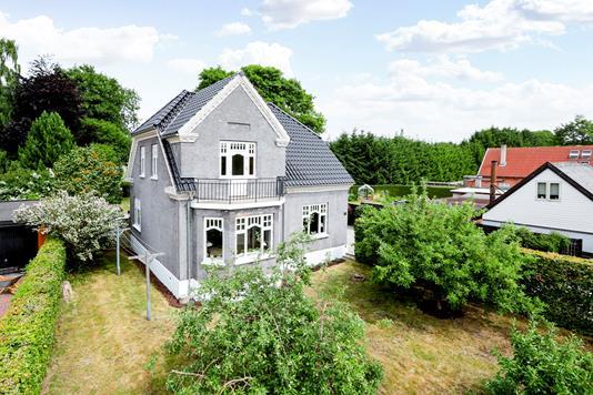 Villa på Snoldelev Bygade i Gadstrup - Ejendommen